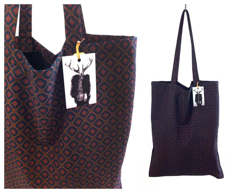 Random work from DEARHUNTER  | BAGS | DH Pyama Print Bag