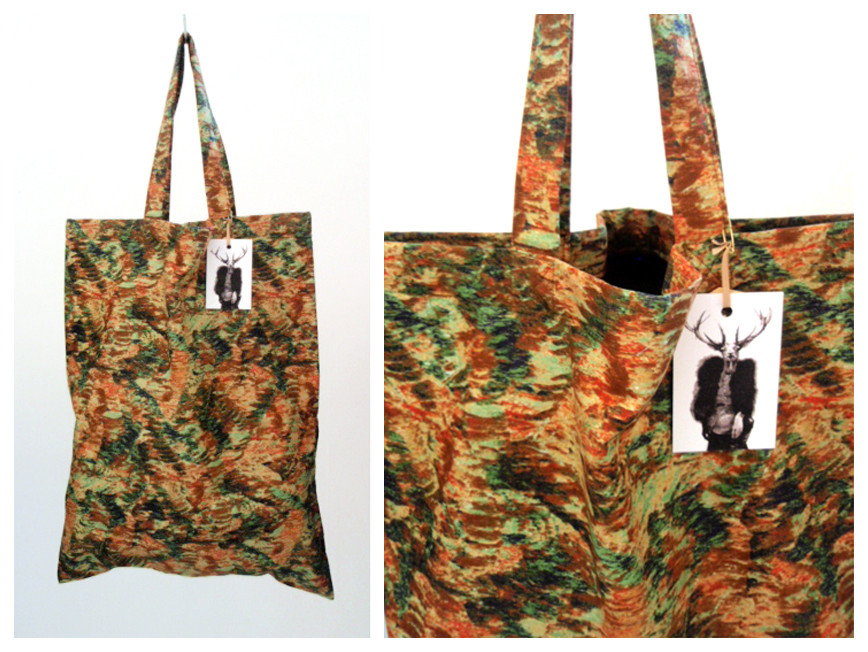 Random work from DEARHUNTER  | BAGS | DH Camouflage Bag