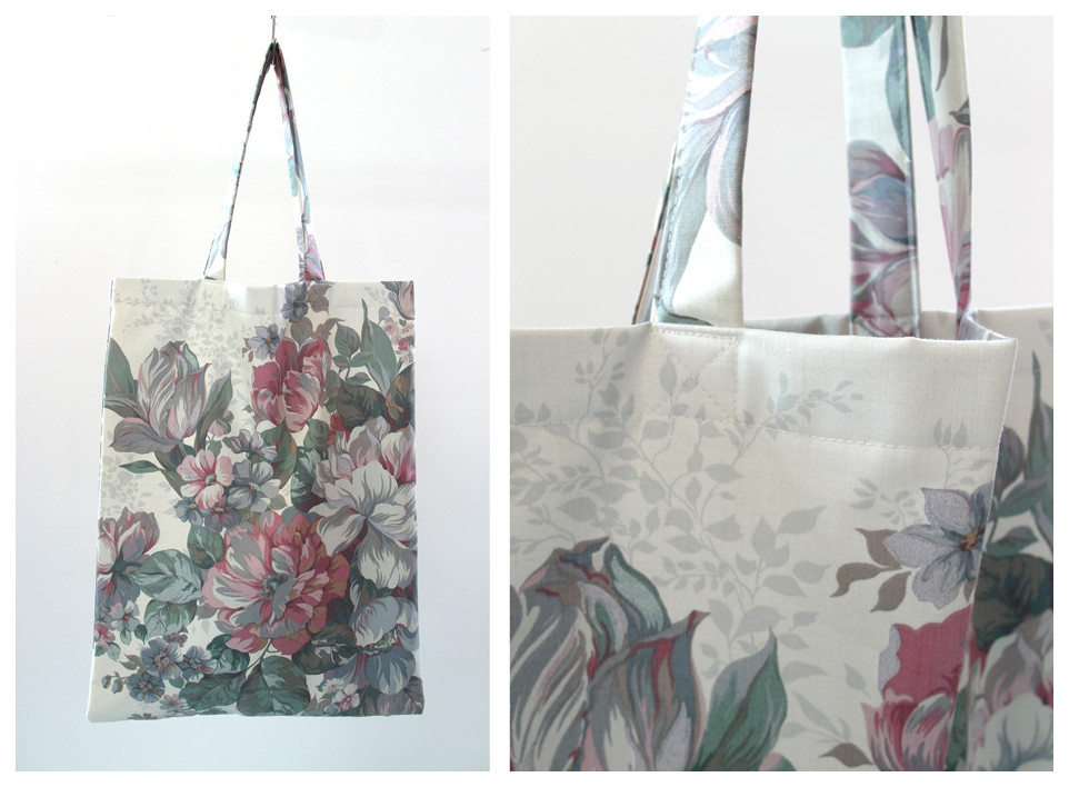 Random work from DEARHUNTER  | BAGS | DH pastel Floral Bag