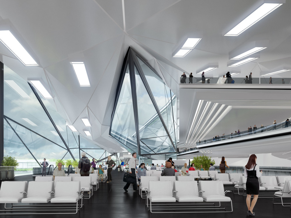 Urban office architecture master planning kinmen ferry for Concept 8 architects