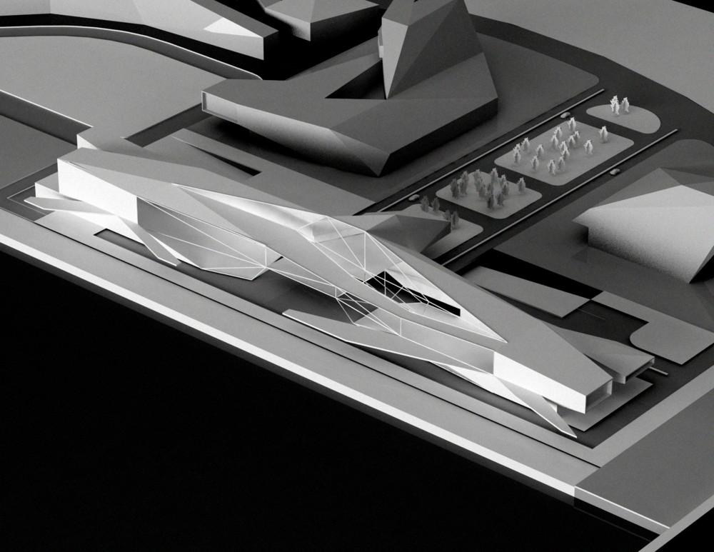 URBAN OFFICE ARCHITECTURE MASTER PLANNING KINMEN FERRY TERMINAL - Aviators villa urban office architecture