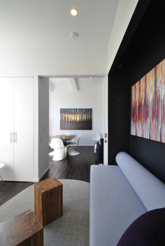 URBAN OFFICE ARCHITECTURE RESIDENTIAL NYC LOFT - Aviators villa urban office architecture