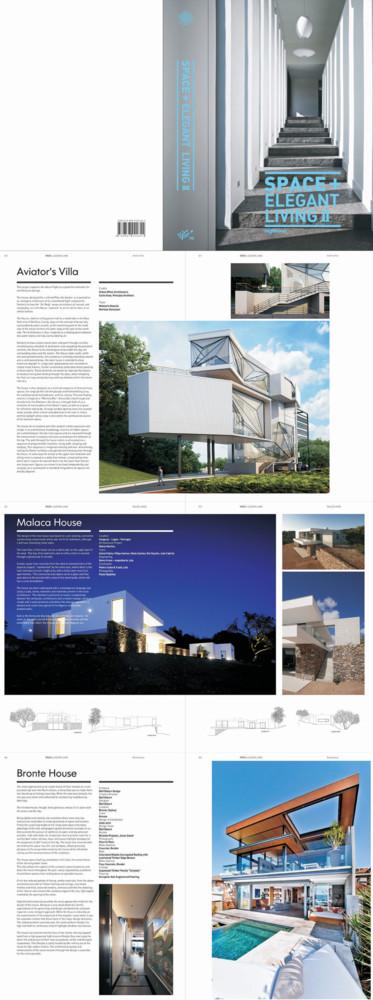 URBAN OFFICE ARCHITECTURE PRESS HIGHTONE BOOK Space Elegant - Aviators villa urban office architecture